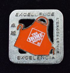 """Home Depot Corporate """"Excellence"""""""