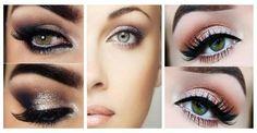 Brak Ci makijażowych inspiracji na ten sezon? Nie wiesz jakie odcienie wybrać do swoich zielonych oczu?  MAKIJAŻ KOBIETA ZIELONE OCZY