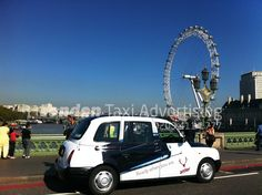 Antler #taxi #livery.  http://www.londontaxiadvertising.com/taxi-advertising-formats/full-liveries/