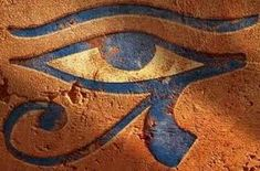 Ancient Egypt eye of Horus