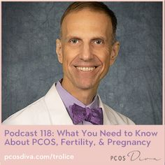 """""""If you, as a PCOS patient, do not feel that your healthcare provider is taking ownership in your problem, get someone else. You have been frustrated long enough, you have. Pcos Fertility, Fertility Doctor, Causes Of Infertility, Pcos Symptoms, Pcos Cure, Pcos Awareness Month, Ivf Cycle, Metabolic Syndrome, Stress Relief"""