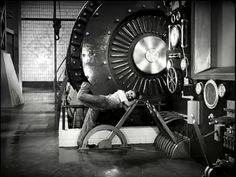 Charlie Chaplin. Just the best! (Modern times)