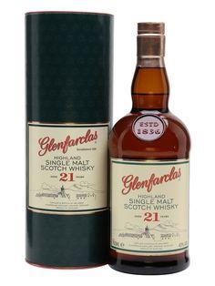Glenfarclas 21 year (£99)