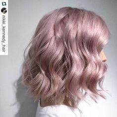 @schwarzkopfprohu : Candy pink az IGORA Pearlescence használatával. Alkosd meg…
