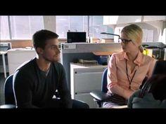 Arrow 1x03 - Oliver/Felicity scenes
