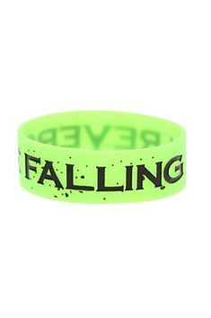Rubber Bracelets For Mens : Falling in Reverse Rubber Bracelet - Fashion Inspire Rubber Bracelets, Black Bracelets, Bracelets For Men, Fashion Bracelets, Bangle Bracelets, Bracelet Men, Falling In Reverse Logo, Black Jewelry, Jewelry Accessories