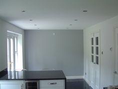 Dulux Grey Steel Dulux Paint Colours, Grey Paint Colors, Paint Colors For Living Room, Bedroom Colors, Bathroom Paint Colors, Rooms Home Decor, Cheap Home Decor, Bedroom Decor