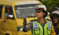 Sering Digoda, Warga Mendadak Ingin Ditilang