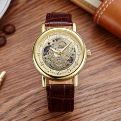 $2.31 (Buy here: https://alitems.com/g/1e8d114494ebda23ff8b16525dc3e8/?i=5&ulp=https%3A%2F%2Fwww.aliexpress.com%2Fitem%2FHF-2016-Men-s-waterproof-double-sided-hollow-mechanical-watches-men-s-business-casual-elogio-masculino%2F32734354960.html ) HF 2016  Men's waterproof double-sided hollow mechanical watches men's business casual elogio masculino relogio feminino SP15 for just $2.31