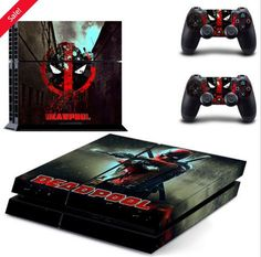 Product Description: Fashion Style Skin Sticker for PS4 MAKE YOUR Console and Controller A NEW ONE Easy Installation Highest Quality, removable adhesive backed. protect your Console and Controller fro