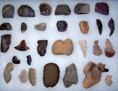 Paleo Tools and Artifacts - Bing Images