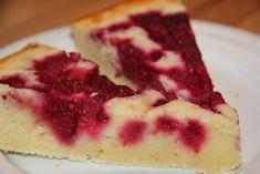 La vie gourmande: Himbeer-Joghurt-Kuchen mit Zitrone