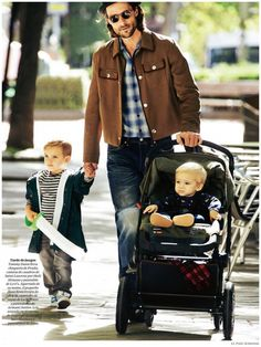 Tommy Dunn is a Stylish Father for El Pais Semanal image Tommy Dunn Fashion Editorial El Pais Semanal 004 800x1065