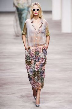 Dries Van Noten Spring 2013 RTW Collection - Fashion on TheCut
