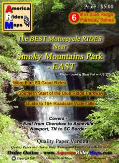 Best Motorcycle Rides in North Carolina - Secrets | Smoky Mountain Motorcycle Rider