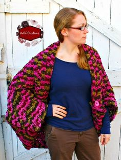 Crochet Janket- hmm worth a try with the right chunky knit cozy wool it would be fab