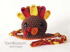 c3215a976 44 Best Turkey Crochet Patterns images in 2015 | Crochet patterns ...