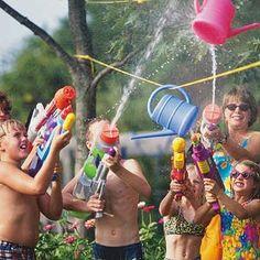 Water Gun Game
