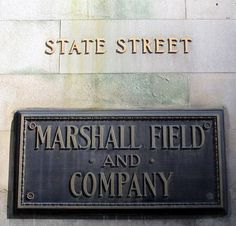 Marshall Field & Co, Chicago - Support a small town author, Check out Another Lasting Smile & tell all your friends. www.createspace.com/4138161 #ALS