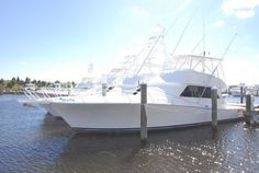 2001 Viking Convertible Power Boat For Sale - www.yachtworld.com
