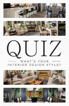 Quiz: Whatu0027s Your Interior Design Style? | Not Quite Sure What Your  Interior Design