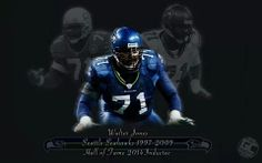 Walter Jones Hall of Fame 2014 Left Tackle Walter Jones, Nfl Hall Of Fame, Seattle Seahawks, Movie Posters, Fictional Characters, Sports, Hs Sports, Film Poster, Fantasy Characters
