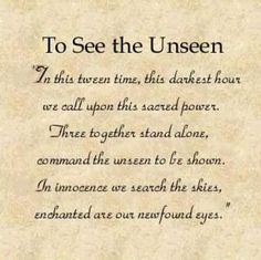 Image result for Charmed book of shadows to see the unseen