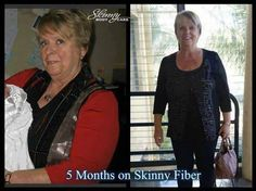 """Help for those with Hashimotios!   Look at Jean – so inspiring!!!  She says: """"Hi everyone. My loss has been slow but sure. I have suffered with IBS for many years and also take medication for Hashimoto Thyroiditis. My doctor was happy for me to take Skinny Fiber and was pleased that the medication for the thyroid could be reduced due to weight loss. I have not had an attack of IBS for a long time and I feel great. I haven't lost a huge amount according to the scales but have gone down dress…"""