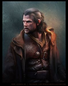Post with 2246 votes and 116322 views. Tagged with fantasy, dnd, dungeons and dragons, dungeonsanddragons, Shared by Adephage. Fantasy Male, Fantasy Warrior, Fantasy Rpg, Fantasy Fiction, Fantasy Portraits, Character Portraits, Character Art, Painting Portraits, Character Reference