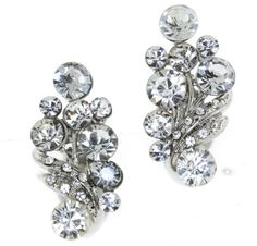 Vintage Austrian Sparkling Crystal Clip-On Earrings - Clear Mevoi,http://www.amazon.com/dp/B0071FPXOU/ref=cm_sw_r_pi_dp_7rD8sb07RSA699NA