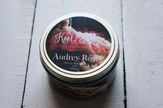 Audrey Rose | Stalking Jack the Ripper inspired Soy Candle