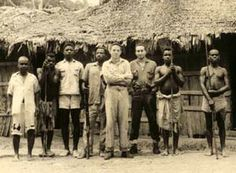 JORDI SABATER PI, the catalan Ape specialist and scientist who discovered SnowFlake ( Nfumu Gui ) in Equatorial Guinea , in Ikunde, in the Equatorial Forest of Nko,  in 1966 .