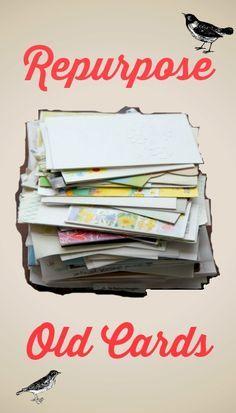Make it greeting card keepsake book crafts make a book repurposing chistmas greeting cards m4hsunfo