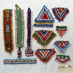Vintage Tribal Talis