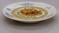 Preisoep met kaaskorstjes   Dagelijkse kost Soup Recipes, Healthy Recipes, Healthy Food, Dinner Tonight, Good Food, Food And Drink, Eggs, Cooking, Breakfast