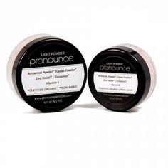 Light Facial Powder (2 sizes) – Pronounce Skincare