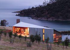 Shearers Quarters | North Bruny Island in Tasmania, Australia | John Wardle Architects