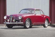 1954 Alfa Romeo 1900C Super Sprint Coupé  Chassis no. AR 1900 C 01678 Engine no. AR 1308 00792