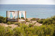 Formentera, Espanjaa, matkablogi, matka, matkasta, meri ranta