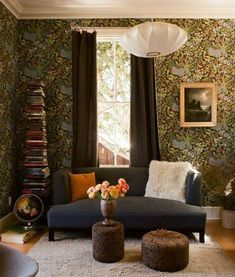 Interior Designs with William Morris Wallpaper. Messagenote.com