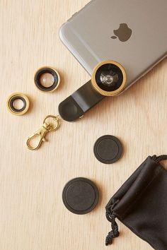 iPhone mobile lens kit