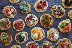The sky's the limit when it comes to pancake toppings, so don't be afraid to experiment! Here are 17 healthy pancake toppings to get you started.