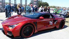 5 Reasons the Vaydor is Even Cooler Than it Looks Cool Sports Cars, Sport Cars, Cool Cars, Vaydor G35, Gta Cars, National Car, Drifting Cars, Tuner Cars, Hot Rides