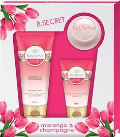 Kit B Secrets Morango E Champagne