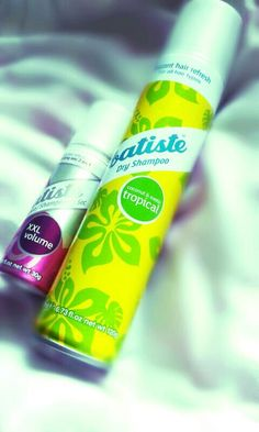 #kosmetick #batiste #włosy  #spray #tropical