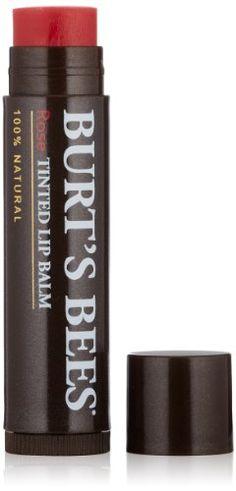 Burt's Bees Tinted Lip Balm, Rose, 0.15 Ounce (Pack of 2) Burt's Bees http://www.amazon.com/dp/B004GDSWH0/ref=cm_sw_r_pi_dp_jPGXtb087XKED5ES