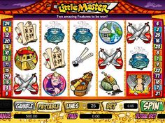 Little Master - http://freeslots77.com/little-master/ - Now you are not required to visit China to learn the art of kung-fu. This martial art skill can be virtually developed while playing Little Master online slot. Amaya's action-rich slot machine has 5
