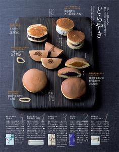 0 468×600 ピクセル Food Graphic Design, Food Poster Design, Menu Design, Food Design, Japanese Bakery, Japanese Sweets, Japan Dessert, Desserts Menu, Mini Foods