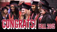 The C. T. Bauer College of Business at the University of Houston celebrated more than 900 graduates during the December 2015 Convocation ceremony, which featured special guest speaker NRG Retail and Reliant President Elizabeth Killinger (BBA '91).