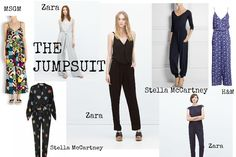 The perfect jumpsuit for Summer 2015